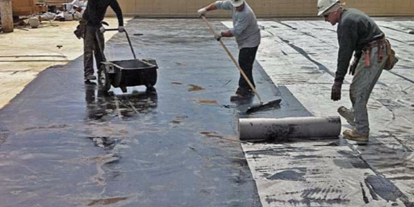 Hot Applied Waterproofing Membranes