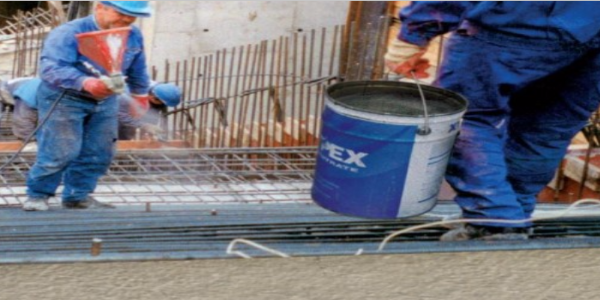 Xypex Crystalline Waterproofing
