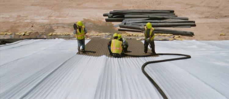 Grout Filled Revetment Mats Bowman Construction Supply